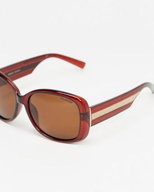 Cancer Council Sabine - Sunglasses (Crystal Rust)