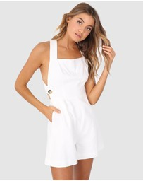 Lost in Lunar  - Elenor Playsuit