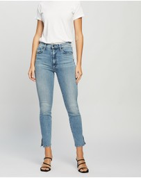 Mother Denim - The Swooner Ankle Slice Jeans
