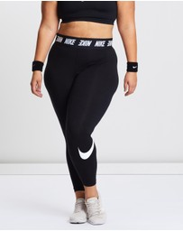 Nike - High-Waist Club Leggings Plus