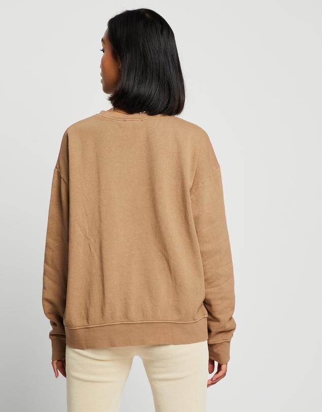 Women Petite Saint Tropez Sweatshirt