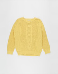 Free by Cotton On - Darcie Knit Jumper - Teens