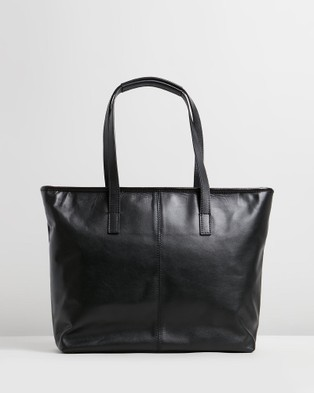 Florence Amalie Tote Bag - Handbags (Black)