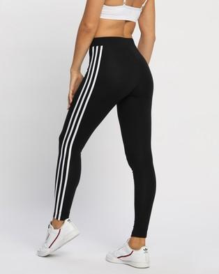 adidas Originals Adicolor Classics 3 Stripes Tights - Full Tights (Black)