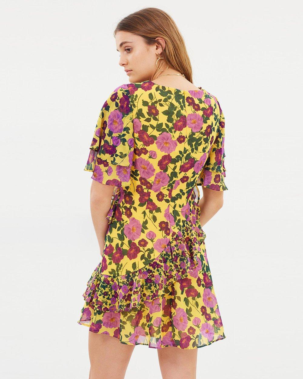 bd4c26f2e9b69 Waves Mini Dress by Keepsake the Label Online | THE ICONIC | Australia