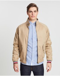 Tommy Hilfiger - Icon Cotton Harrington Jacket