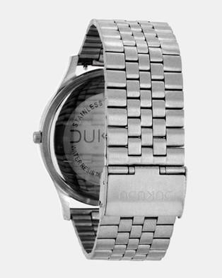 DUKUDU Hendrik 45mm - Watches (Silver)