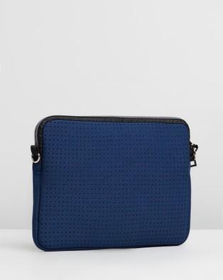 Prene The Pixie Neoprene Cross Body Bag - Bags (Navy)
