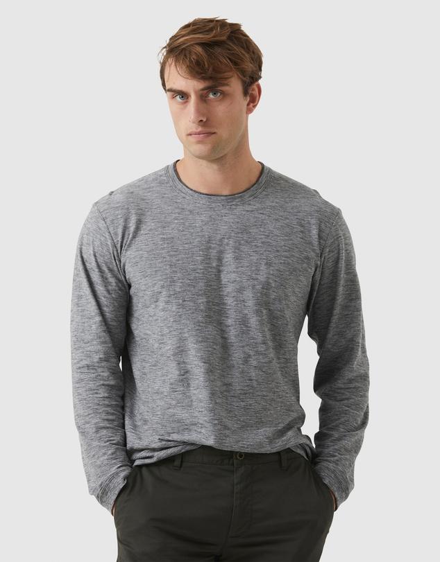 Men Ls Claremont T-Shirt