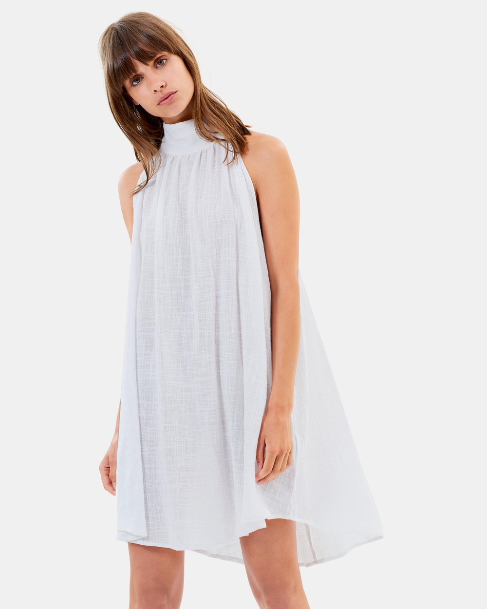 Girl & The Sun Harbour Tunic Dress Dresses Whites Harbour Tunic Dress