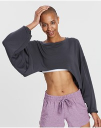 Under Armour - Perpetual LS Crop
