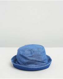 Purebaby - Reversible Bucket Hat