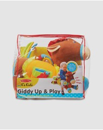 Melissa & Doug - Giddy-Up Play