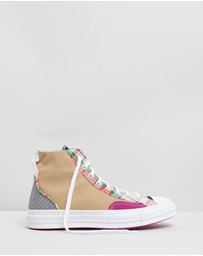 Converse - Chuck 70 Pattern Play Hi-Top Sneakers - Unisex