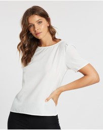 Atmos&Here - Lucy Short Sleeve Top