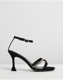 Jaggar The Label - Diamante Sandals