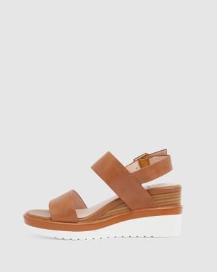 Jane Debster Indiana - Sandals (TAN)
