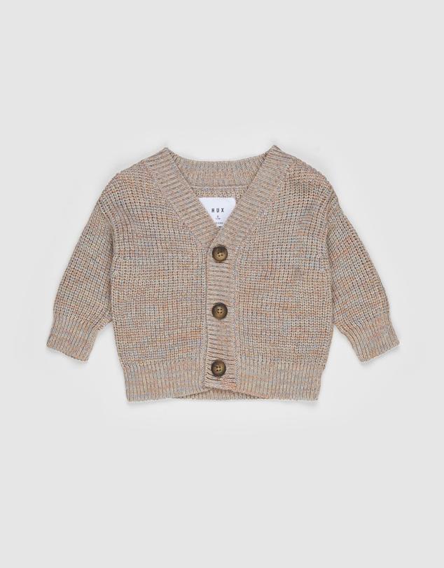 Kids Oat Knit Cardi - Kids (6-8 Years)