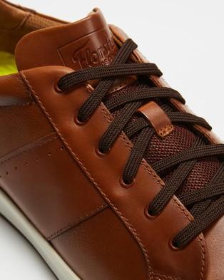 Florsheim Crossover Lace - Sneakers (Cognac)