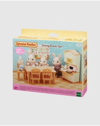 Sylvanian Families - Dining Room Set - Kids