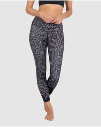Dharma Bums - Acapella Recycled High Waist Leggings - 7/8