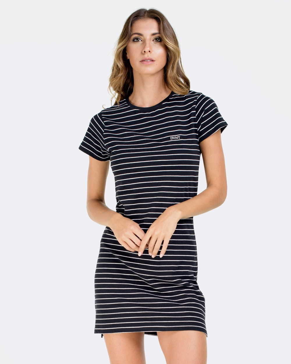 Buy DVNT Read Between Dress Dresses Black Read Between Dress - shop DVNT dresses online