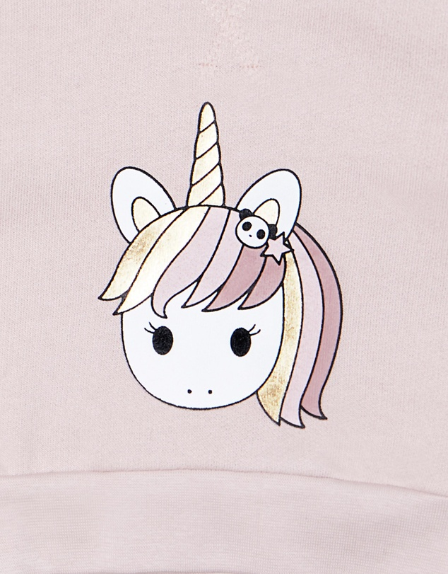Huxbaby - Unicorn Sweatshirt - Babies-Kids