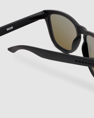 Hawkers Co Carbon Black Sky ONE - Sunglasses (Black)
