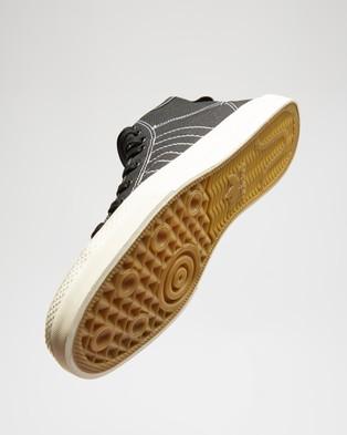 adidas Originals Nizza RF Hi Shoes   Men's - Lifestyle Sneakers (Core Black, Cloud White & Off-White)