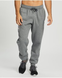 Under Armour - UA Rival Fleece 3 Logo Joggers