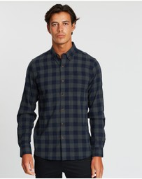 Staple Superior - Phoenix Check Shirt