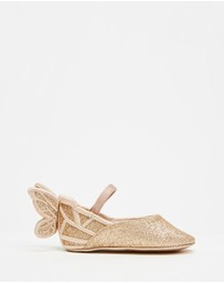 Sophia Webster - Chiara Embroidery Flats - Babies