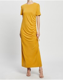 Third Form - Lure In Maxi Tee Dress