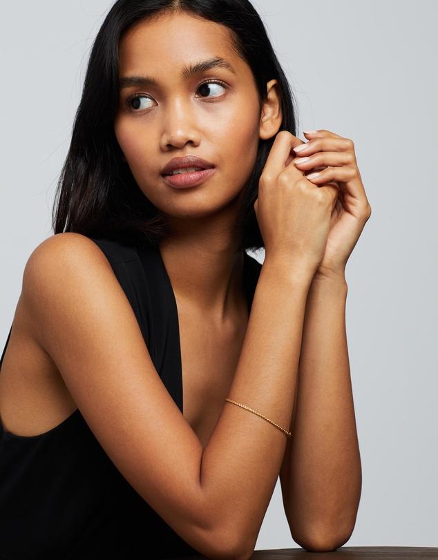 Women Cable Knit Bracelet