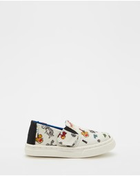 TOMS - Luca Slip-Ons Tiny