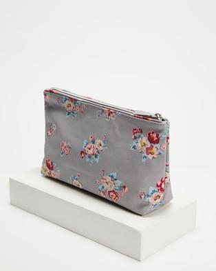 Cath Kidston Matt Zip Cosmetic Bag - Toiletry Bags (Islington Bunch)