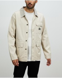 Stussy - Denim Chore Coat