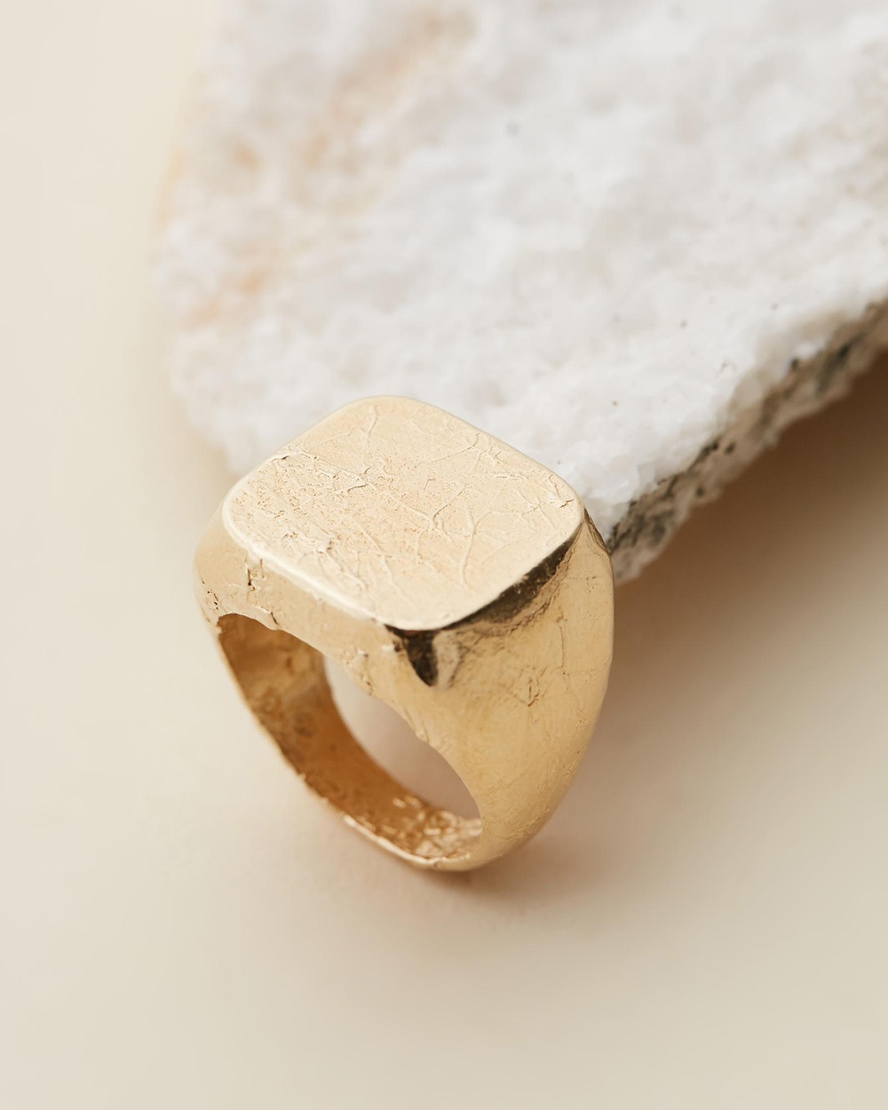 Amber Sceats Kelsey Ring Jewellery Gold