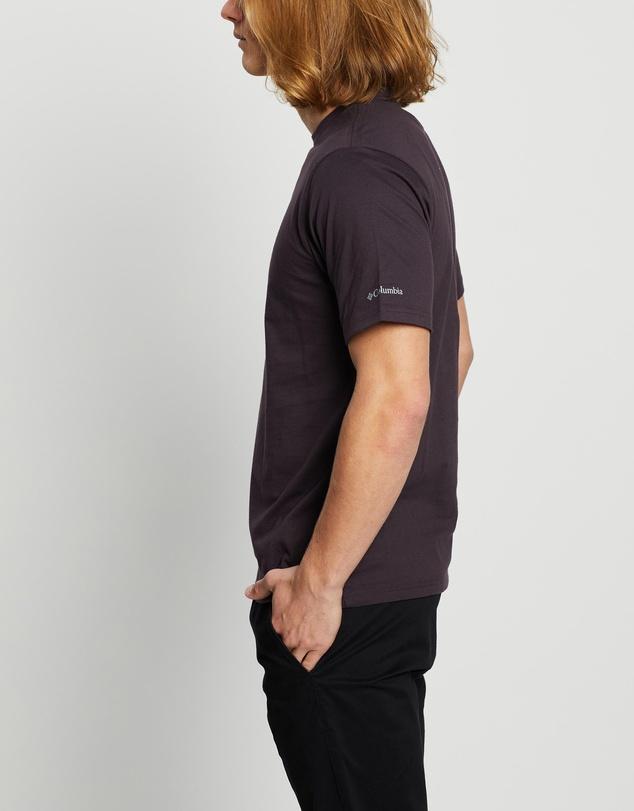 Men CSC Basic Logo Short Sleeve Shirt