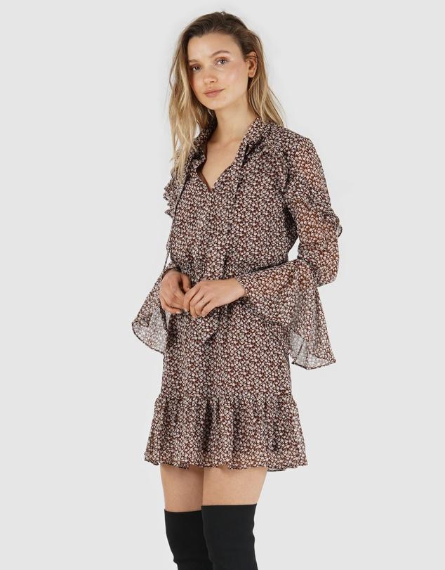 Women Nissa Print Dress