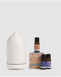 ECO. Modern Essentials - ECO. Stone Diffuser & Deep Sleep Trio Collection