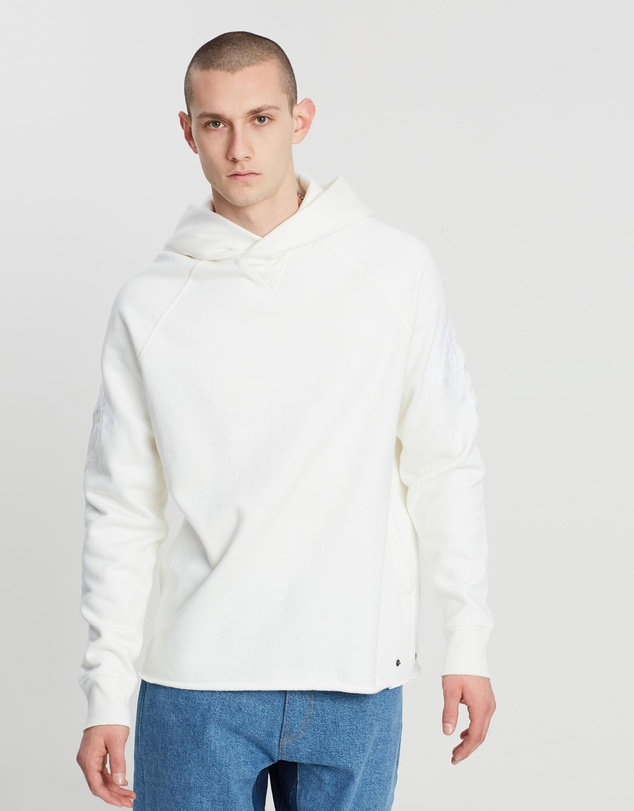 Levi's Made & Crafted - Unhemmed Hoodie