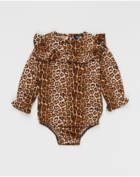 Bardot Junior - Marie Ruffle Growsuit - Babies