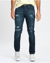 Scotch & Soda - Ralston Regular Slim Fit Jeans