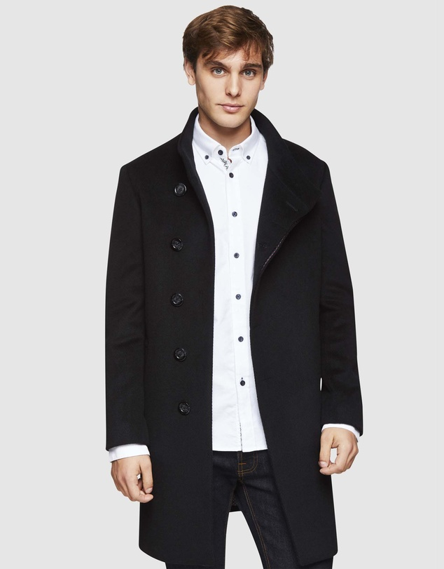 Oxford - Marty Overcoat