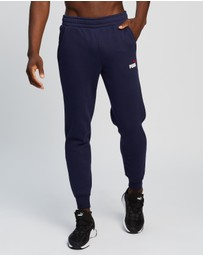 Puma - Essential Logo Fleece Pants