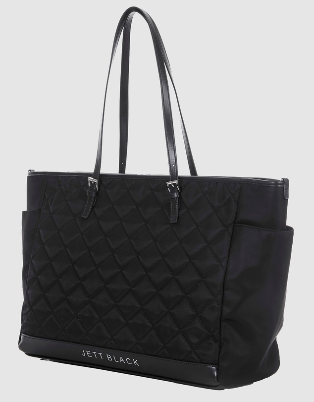 Women The Anaheim Quilted Baby Bag with Change Mat