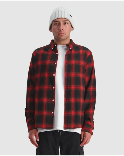 Huffer - LS Check Shirt