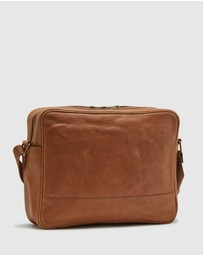 Oxford - Joyce Leather Messenger Bag
