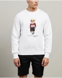 Polo Ralph Lauren - Long Sleeve Knit Crew Neck